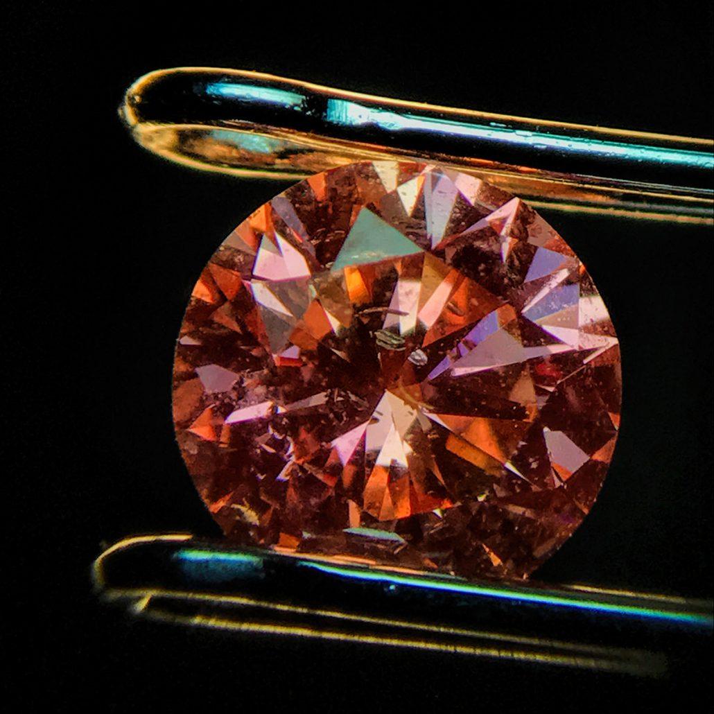 Künstliche Diamanten